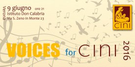 Voices for CINI